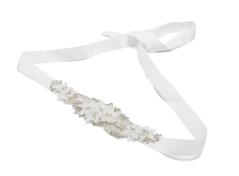 Bridal belt (cream)