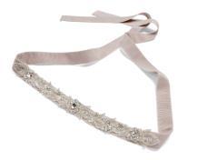 Bridal belt (nude)